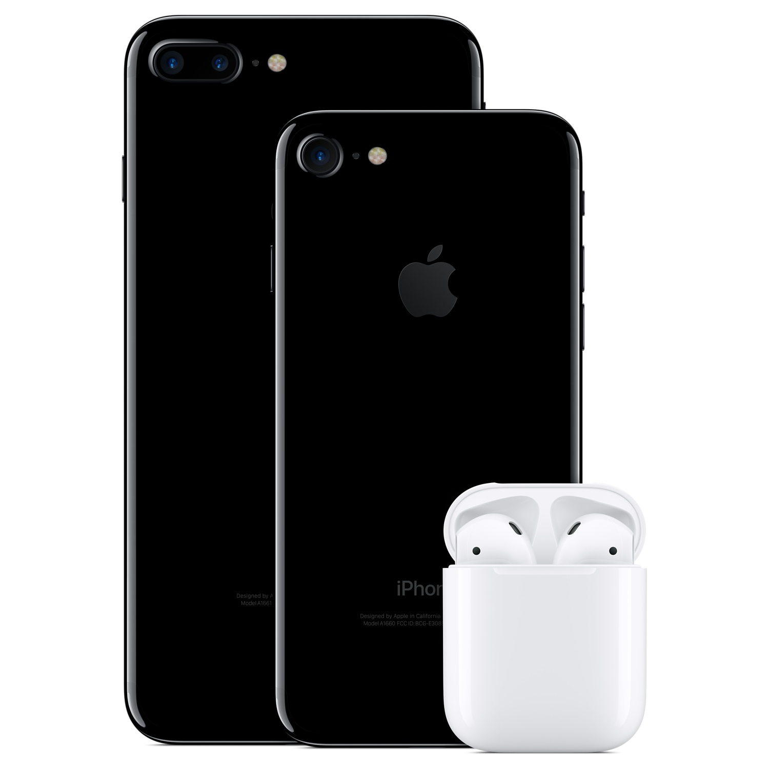 Apple Airpods with iPhones